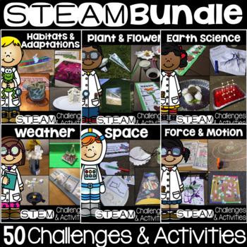 STEM Activities Bundle