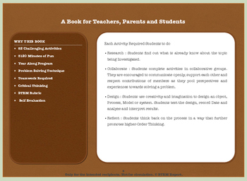 STEM Activities - Complete Bundle (throughout the year)