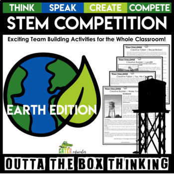STEM Activities | Earth Edition | Outta the Box
