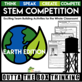 STEM Activities and Challenges | Earth Day | Spring Activities