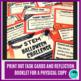 STEM Activities - Halloween Challenges