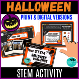 STEM Activities - Halloween Challenges