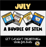 STEM Activities | July Bundle