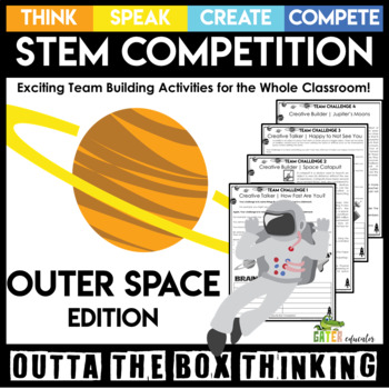Stem Activities And Challenges Outer Space Outta The Box By