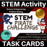 Talk Like a Pirate Day - STEM Activities Pirate Challenges