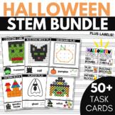 STEM Activities STATION for October   Halloween