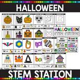 STEM Activities STATION for October | Halloween