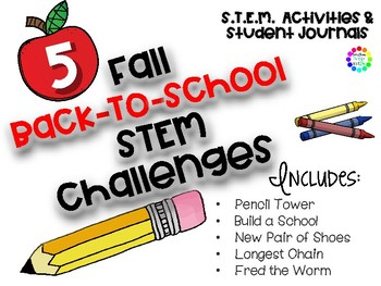 STEM Activities Throughout the Year MEGA Bundle