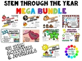 STEM Activities Throughout the Year MEGA Bundle including