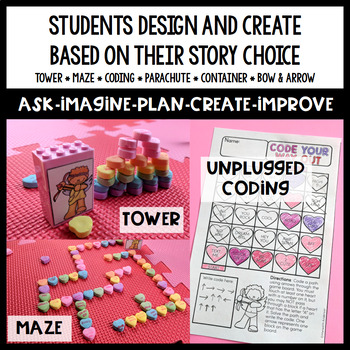 STEM Activities and Challenges - Story Based
