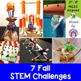 STEM Activities and Challenges for Back to School Fall Hal