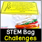 Monthly STEM Activities for Class or Home | Elementary STEM Challenges