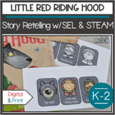 STEM Activities and Social Skills for Little Red Riding Hood
