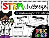 STEM Activity - 60 Challenges BUNDLE