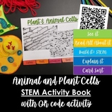 STEM Activity Book- Exploring Plant and Animal Cells