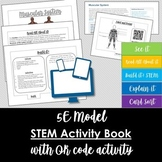 STEM Activity Book- Exploring the Muscular System