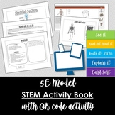 STEM Activity Book- Exploring the Skeletal System
