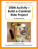 STEM Activity - Build a Carnival Ride