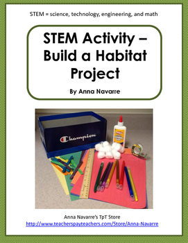 STEM Activity - Build a Habitat