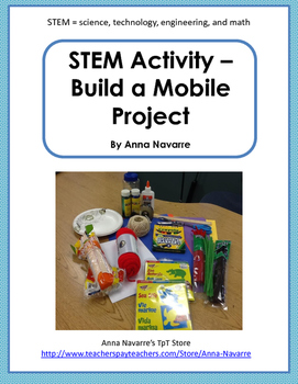 STEM Activity - Build a Mobile