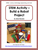STEM Activity - Build a Robot