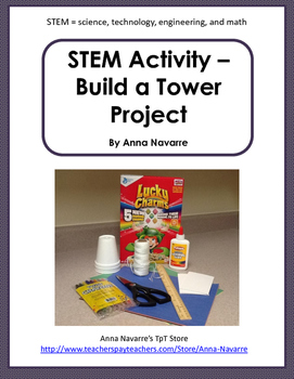 STEM Activity - Build a Tower