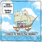 STEM Activity - Building Boats!
