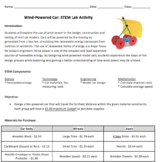 STEM Activity - Building Wind Powered Cars