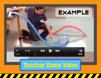 STEM Activity Challenge - String Telephone K-2nd Grade