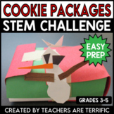 Christmas STEM Challenge Cookie Packages