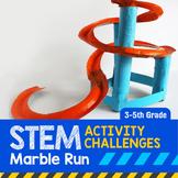 STEM Activity Challenge Marble Run 3rd-5th grade