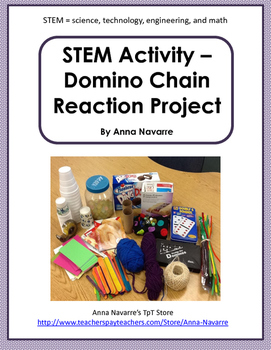 STEM Activity - Domino Chain Reaction