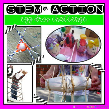 End of the Year STEM Activity: Egg Drop Challenge
