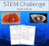 STEM Challenge - Buoyant Force - Build a Boat