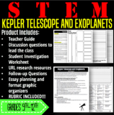 STEM Activity-Kepler Telescope and Exoplanets
