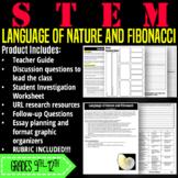 STEM Activity-Language of Nature and Fibonacci