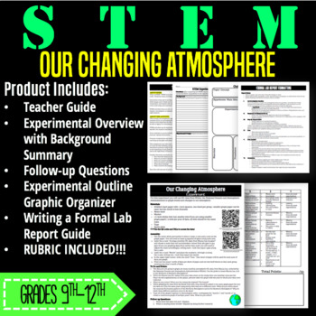 STEM Activity-Our Changing Atmosphere