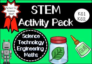 STEM Activity Pack