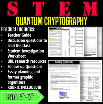 STEM Activity-Quantum Cryptography