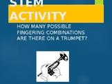 STEM Activity Trumpet Valves
