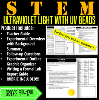 STEM Activity-UV Beads