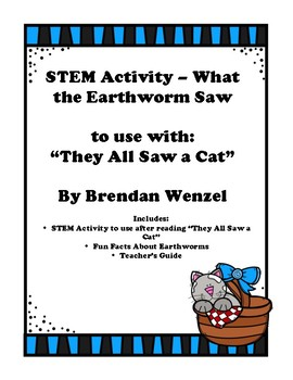 STEM Activity - What the Earthworm Saw