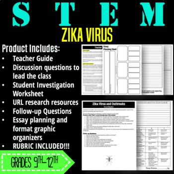 STEM Activity-Zika Virus