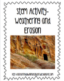 STEM Activity and Lesson Plan - Weathering and Erosion