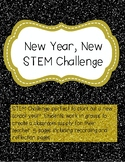 STEM Activity for the New Year (STEAM)