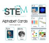 STEM Alphabet Cards/Posters
