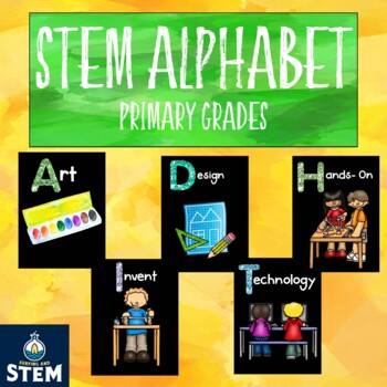 STEM Alphabet for Primary Grades