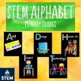 STEM Alphabet for Primary Grades