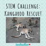 STEM Animal Adaptation: Make a Pouch For a Kangaroo