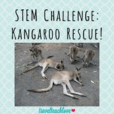 STEM Animal Adaptation: Make a Pouch For a Kangaroo